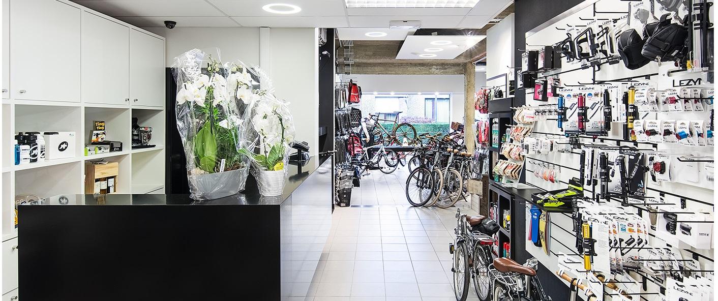 Alle accessoires voor de fiets