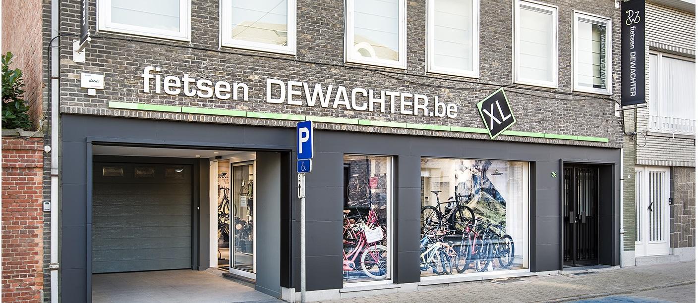Fietsen DEWACHTER XL - stationsstraat 36 2880 BORNEM
