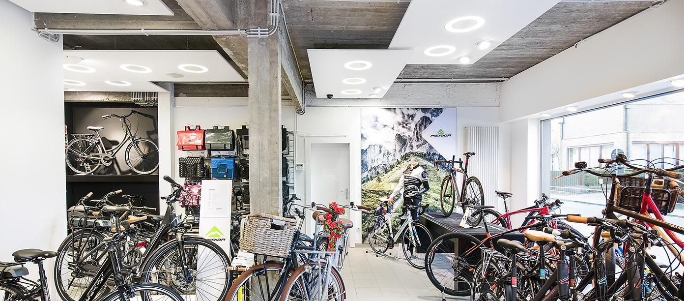 Fietsen DEWACHTER XL, de fietsenspeciaalzaak van Klein-Brabant !