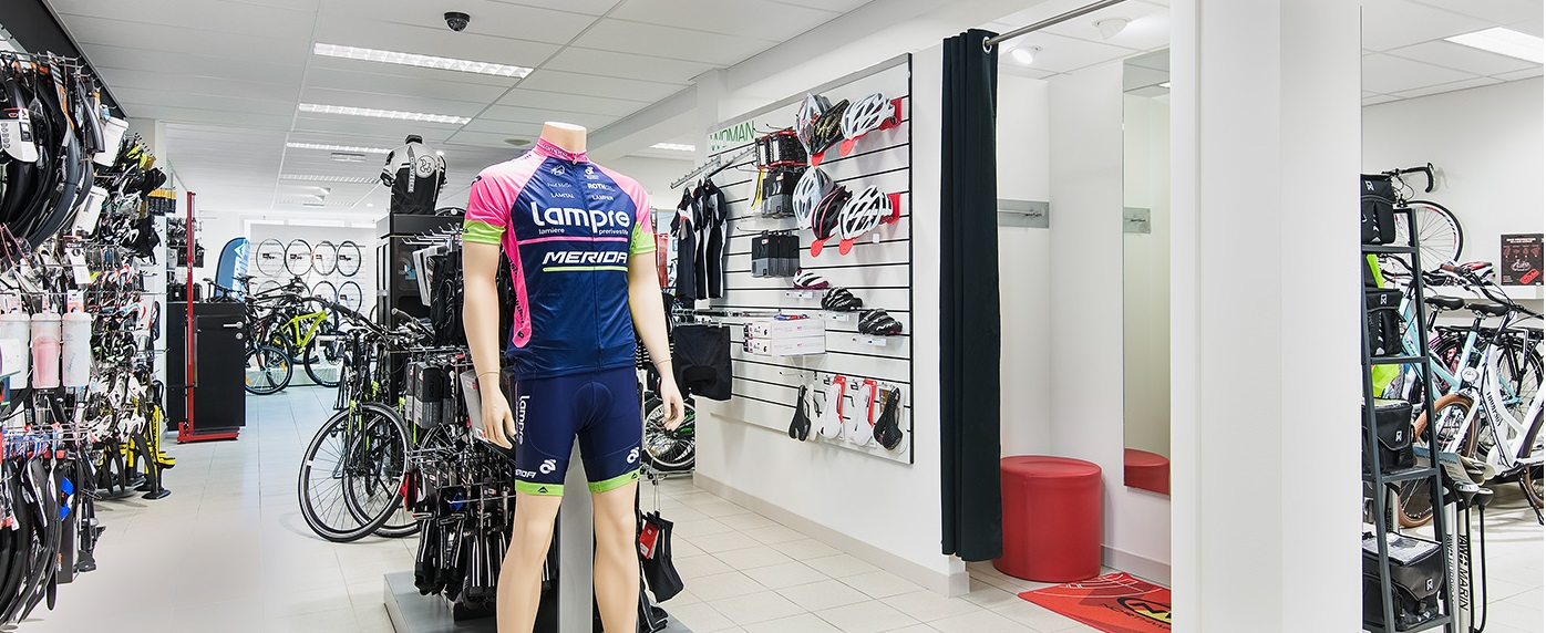 Onze ladiescorner met ruime collectie dames sportfietsen